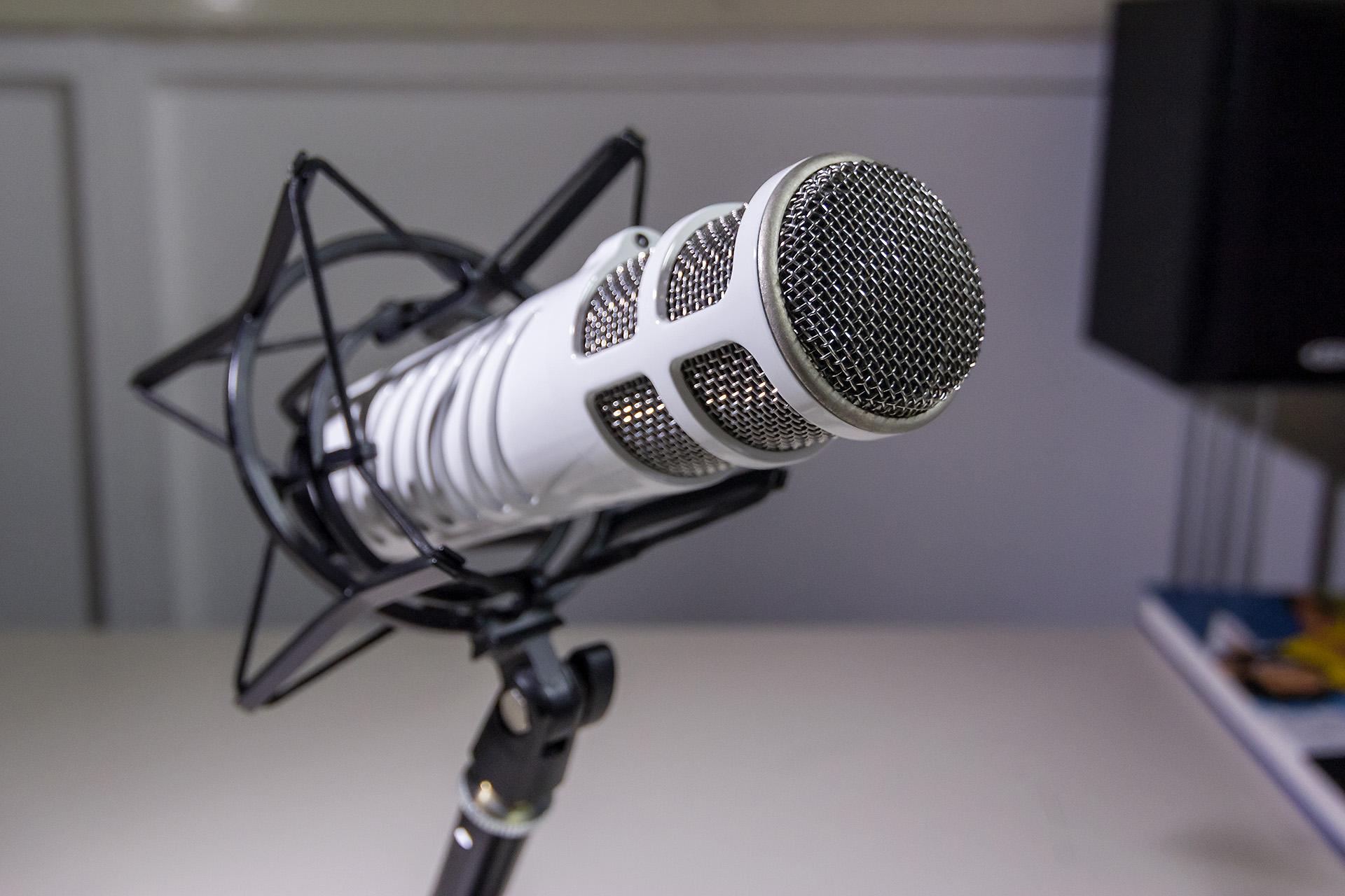 Podcasts - Mijn eerste podcast