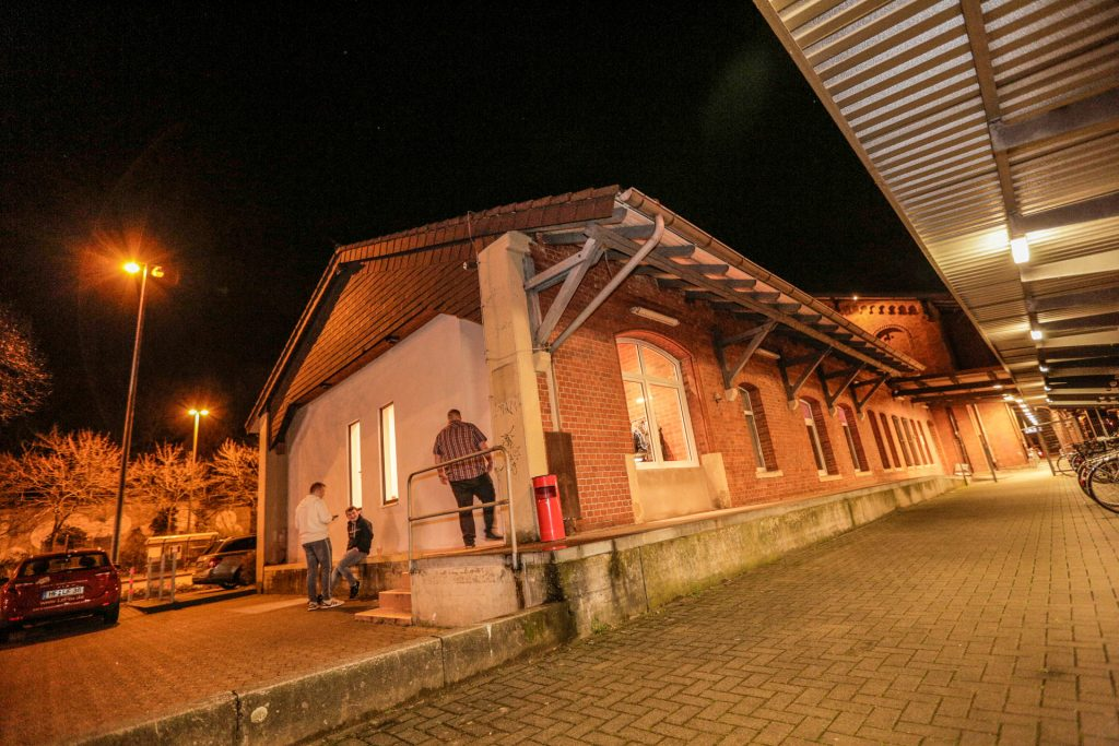 Oude Station Bad Salzuflen