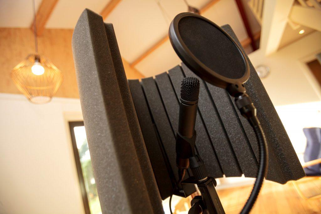 Voice-Over op locatie